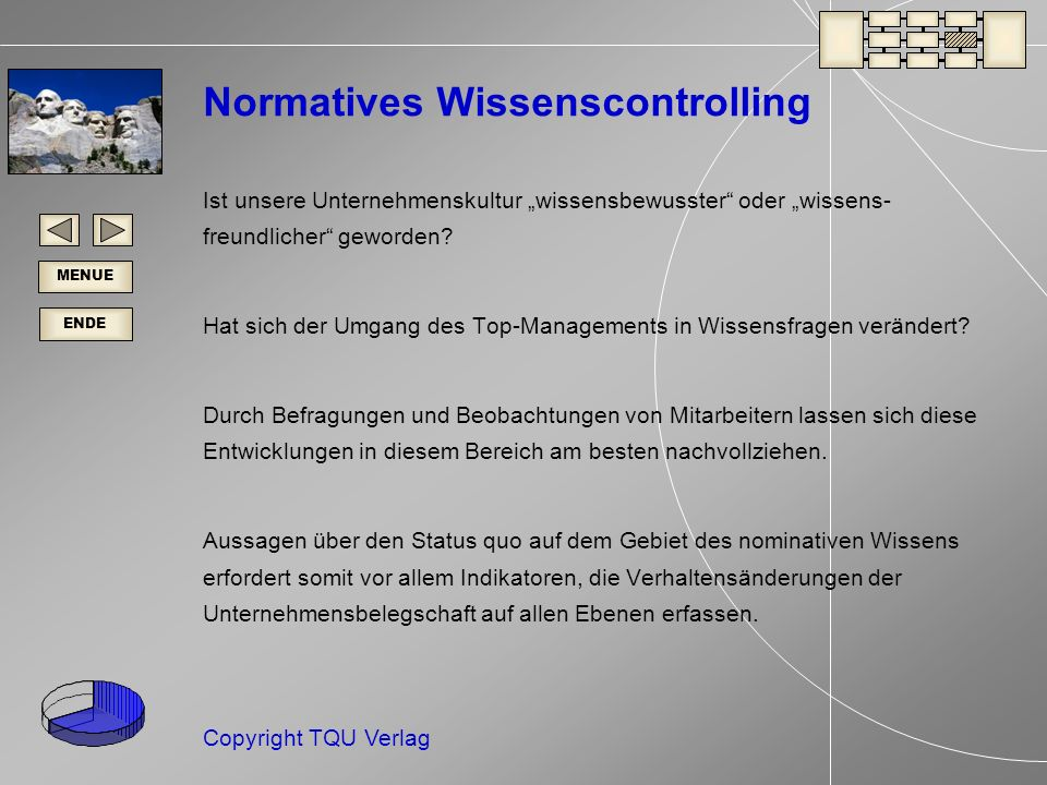 Normatives Wissenscontrolling