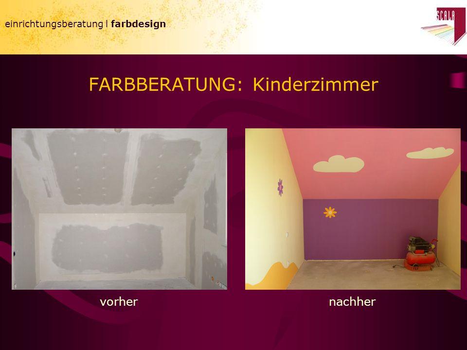 FARBBERATUNG: Kinderzimmer
