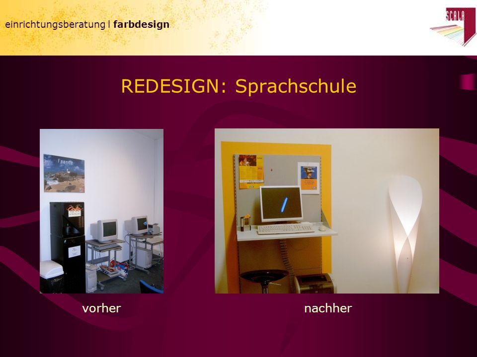 REDESIGN: Sprachschule