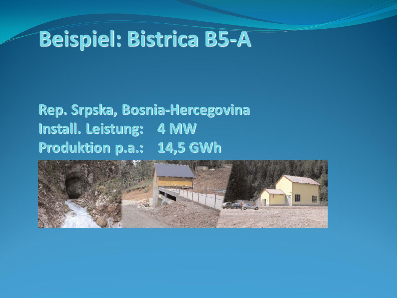 Beispiel: Bistrica B5-A