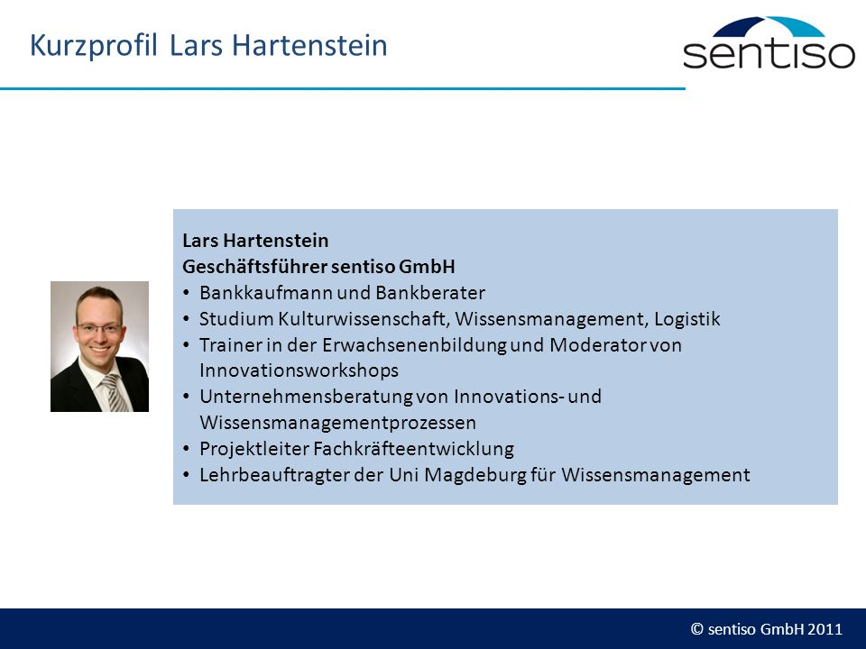 Kurzprofil Lars Hartenstein