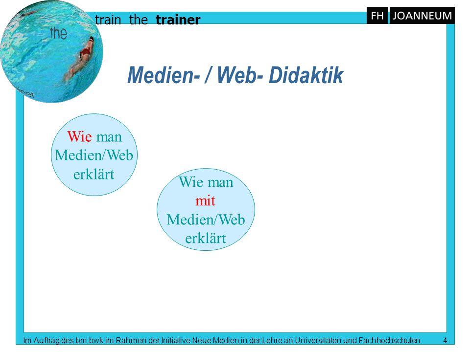 Medien- / Web- Didaktik