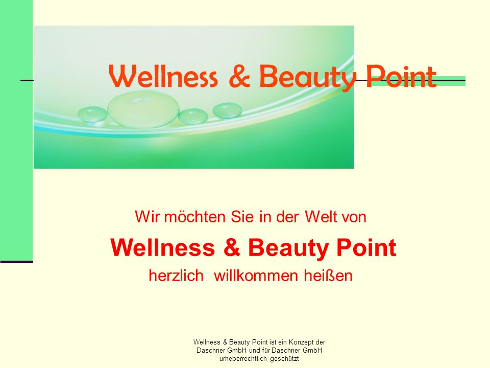 Wellness & Beauty Point