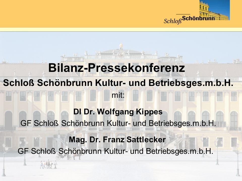 Bilanz-Pressekonferenz