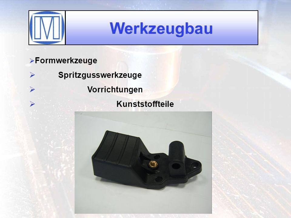 Werkzeugbau Spritzgusswerkzeuge Vorrichtungen Kunststoffteile