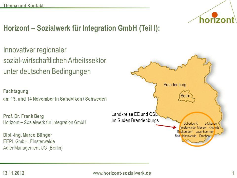13.11.2012 www.horizont-sozialwerk.de 1
