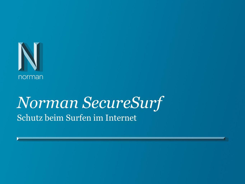 Schutz beim Surfen im Internet