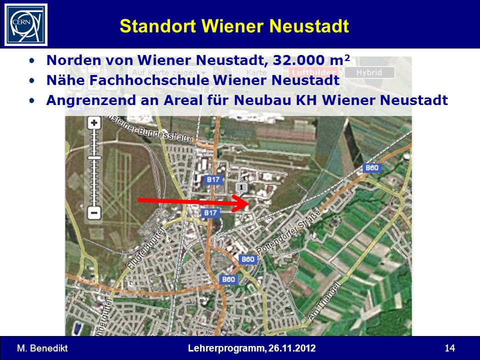 Standort Wiener Neustadt
