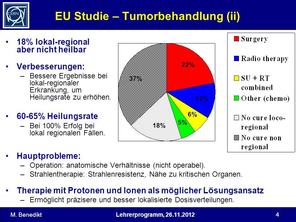 EU Studie – Tumorbehandlung (ii)