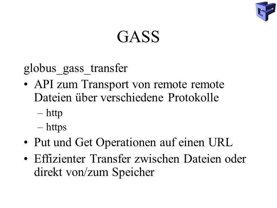 GASS globus_gass_transfer