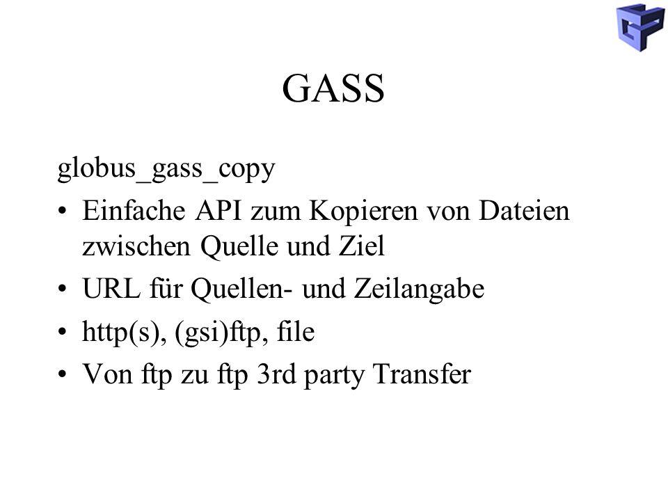 GASS globus_gass_copy