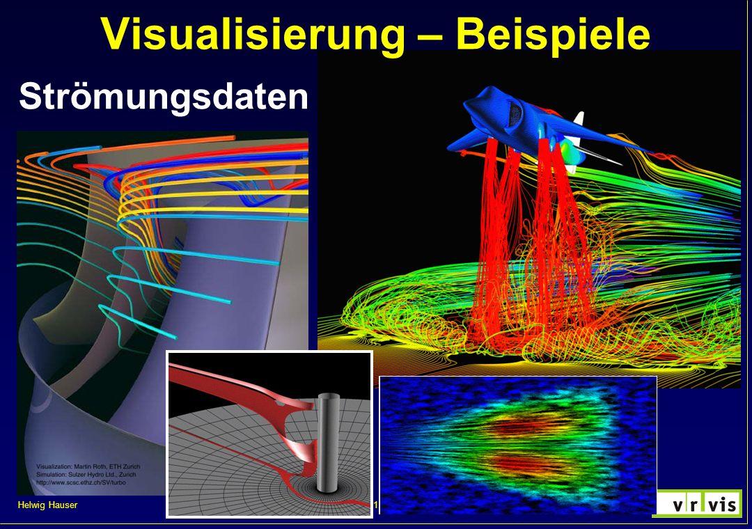 Visualisierung – Beispiele