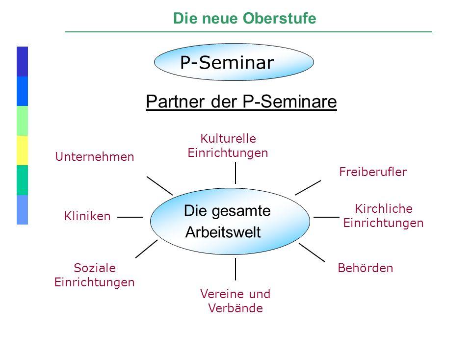 Partner der P-Seminare