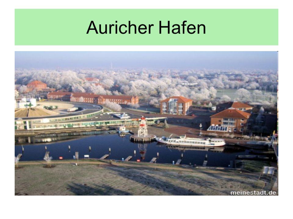 Auricher Hafen