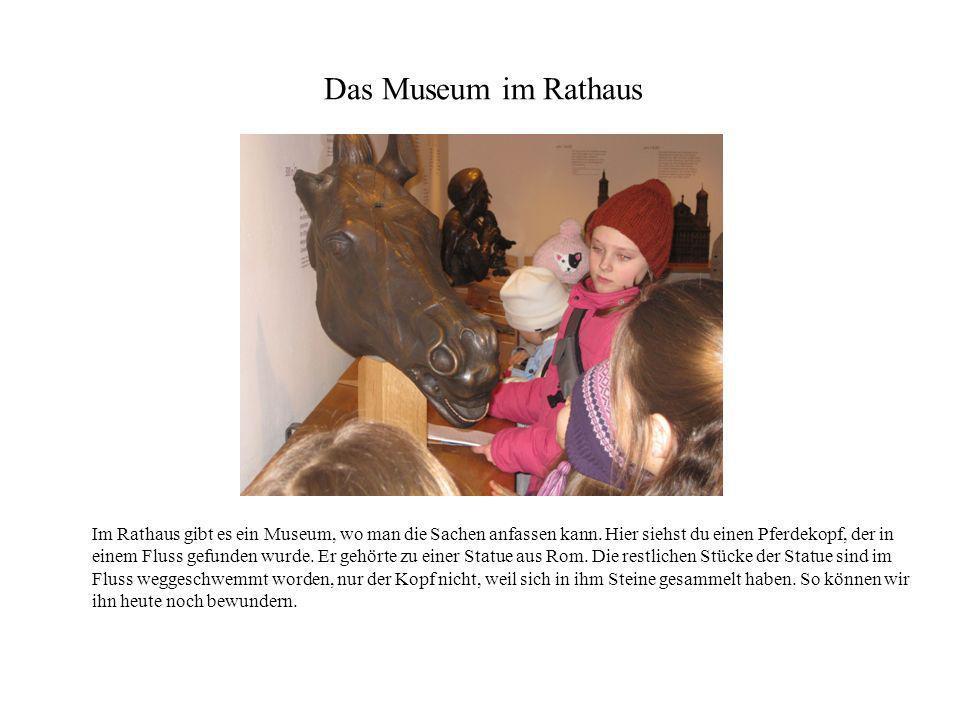 Das Museum im Rathaus