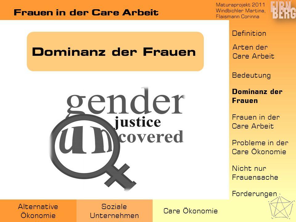 Frauen in der Care Arbeit