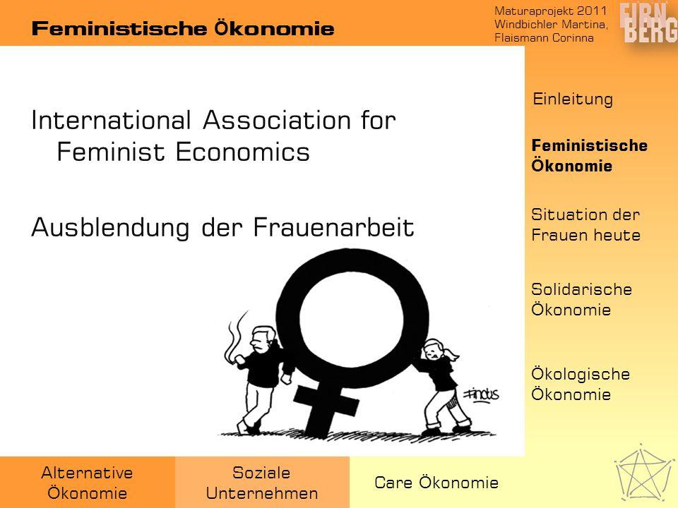 Feministische Ökonomie