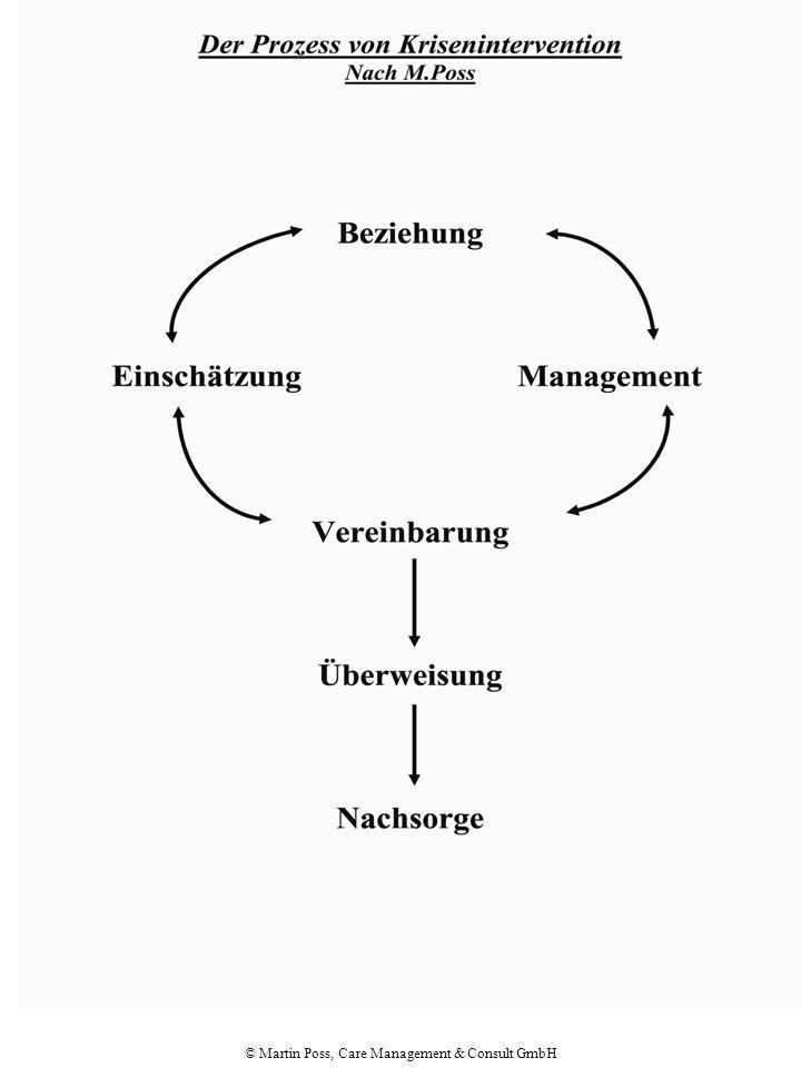Prozess v Krisenintervention