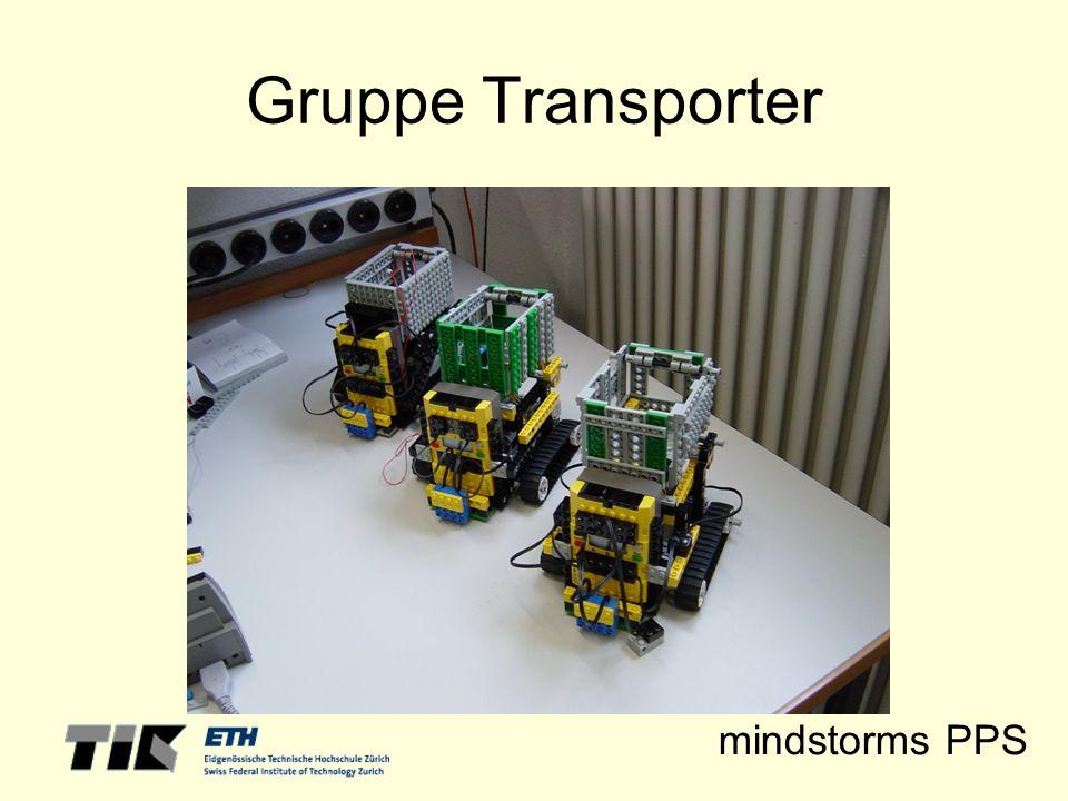 Gruppe Transporter