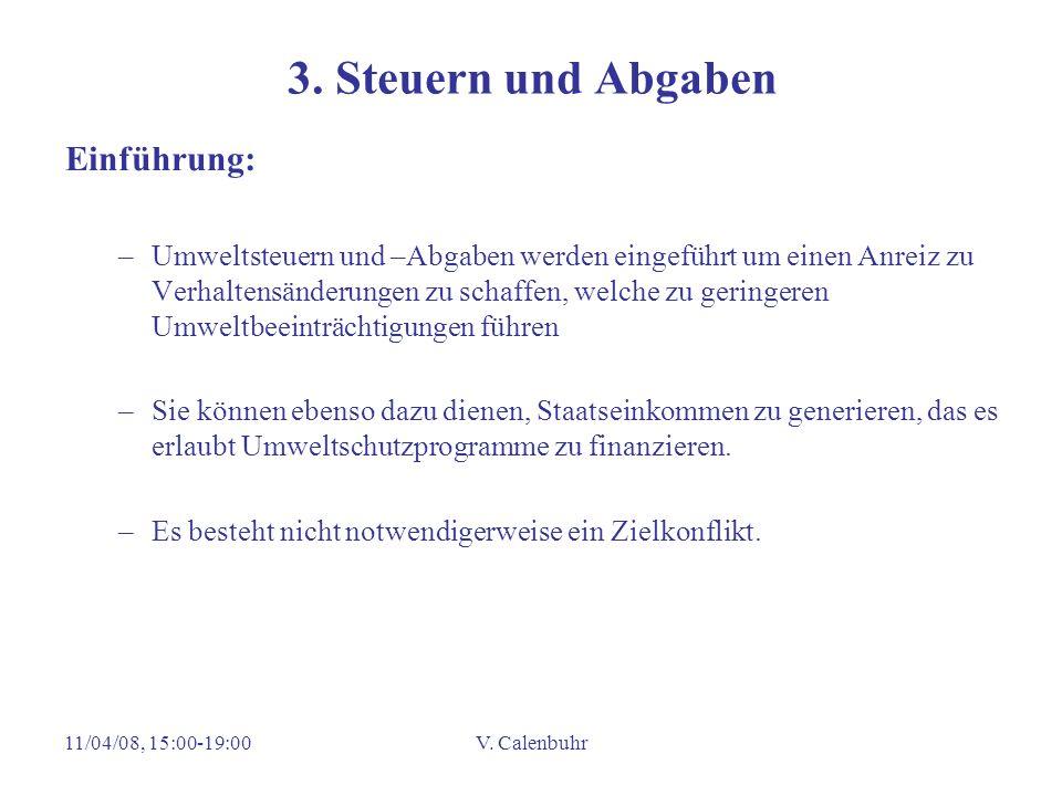 3. Steuern und Abgaben Einführung: