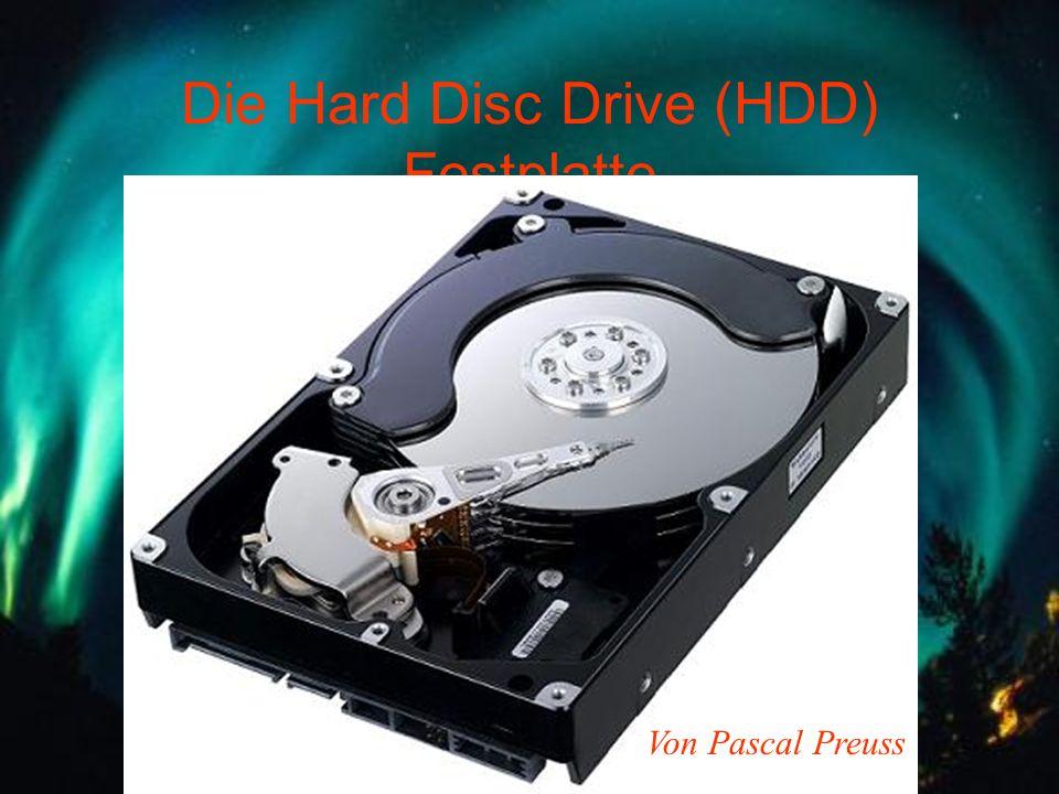 Die Hard Disc Drive (HDD) Festplatte