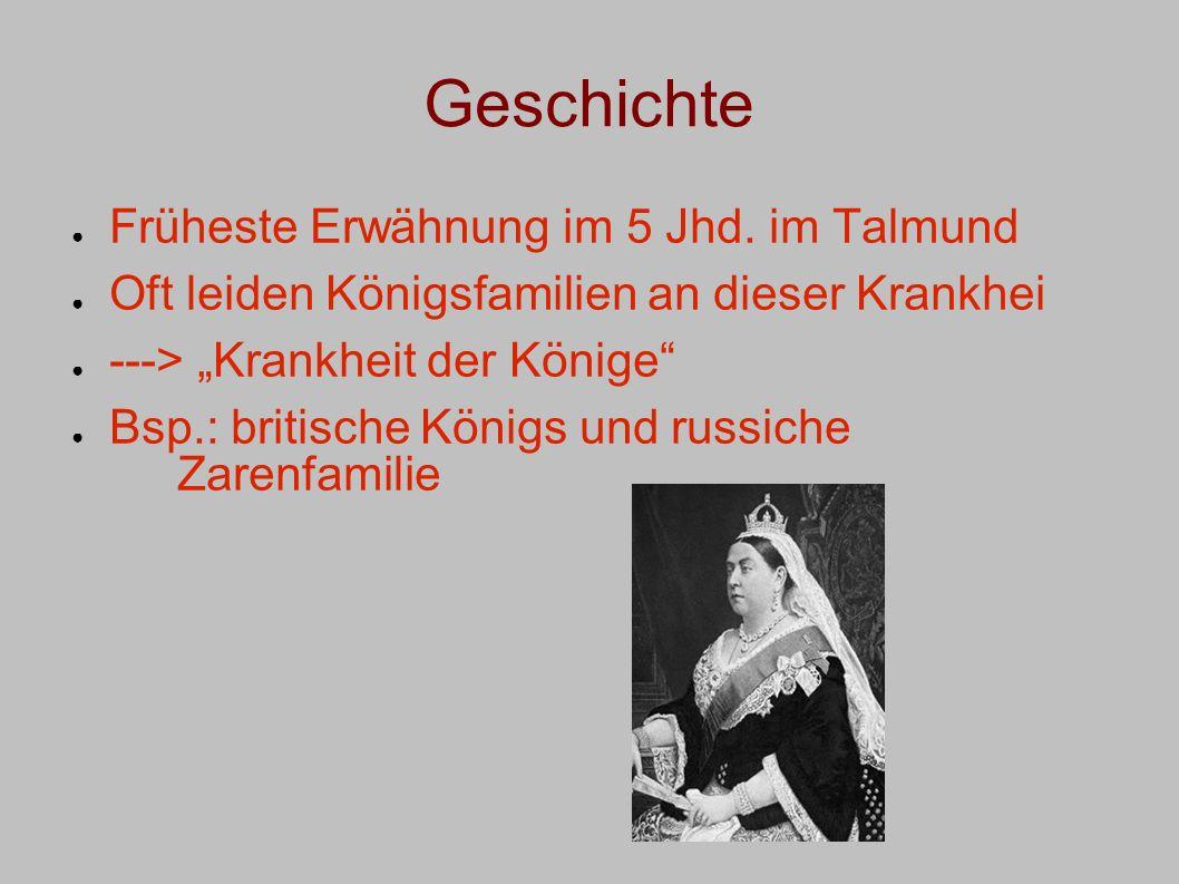 Geschichte Früheste Erwähnung im 5 Jhd. im Talmund