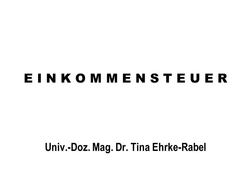 Univ.-Doz. Mag. Dr. Tina Ehrke-Rabel