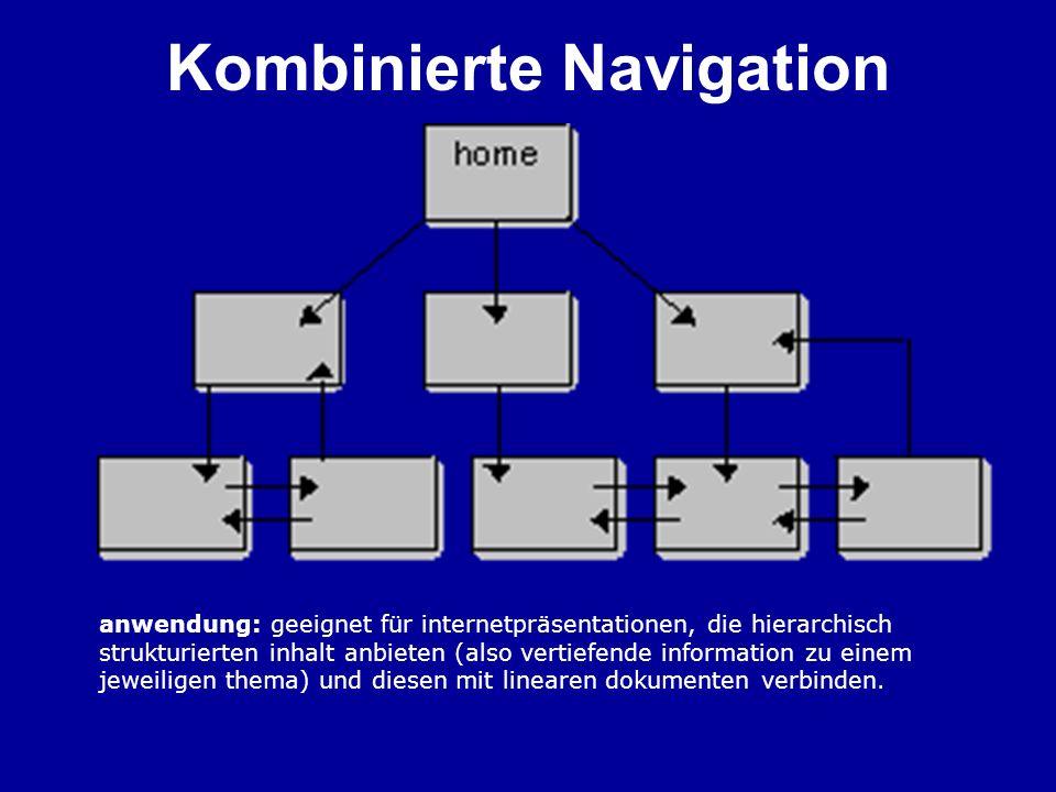 Kombinierte Navigation