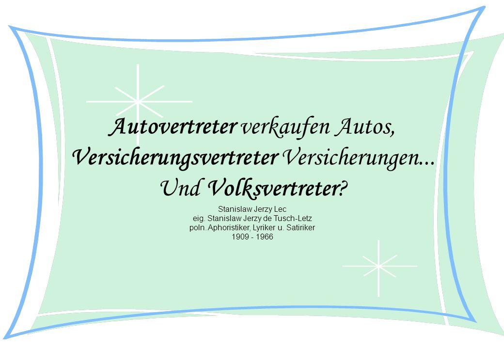 Autovertreter verkaufen Autos,