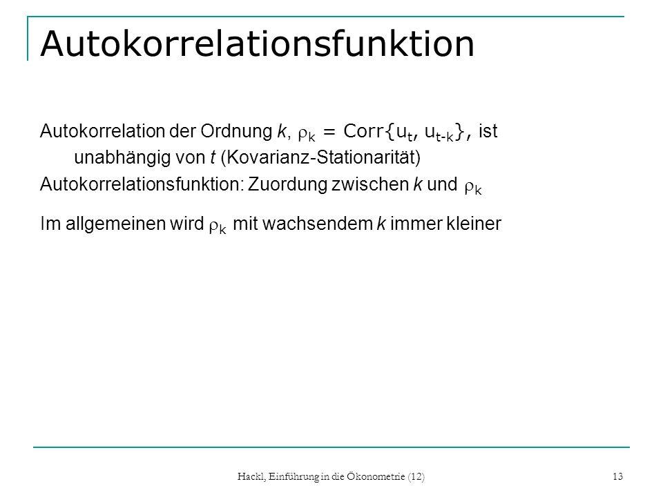 Autokorrelationsfunktion