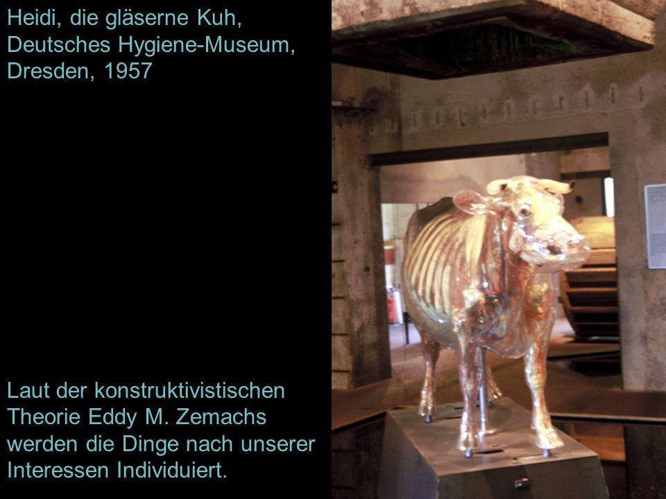 Deutsches Hygiene-Museum, Dresden, 1957