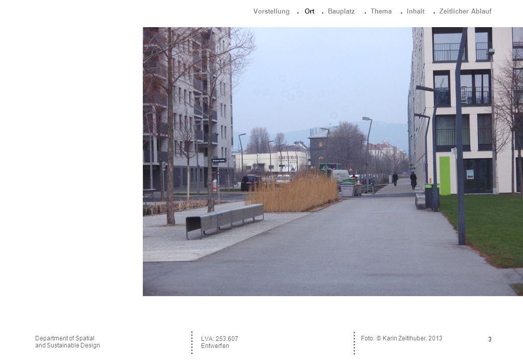 Vorstellung Ort Bauplatz Thema Inhalt Zeitlicher Ablauf