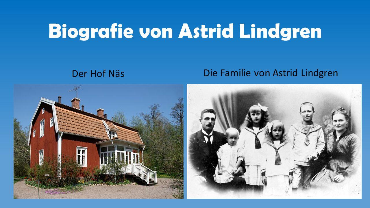Biografie von Astrid Lindgren