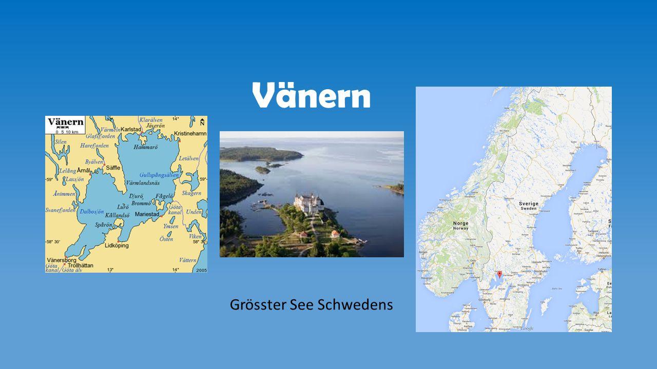 Grösster See Schwedens