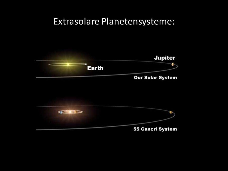 Extrasolare Planetensysteme: