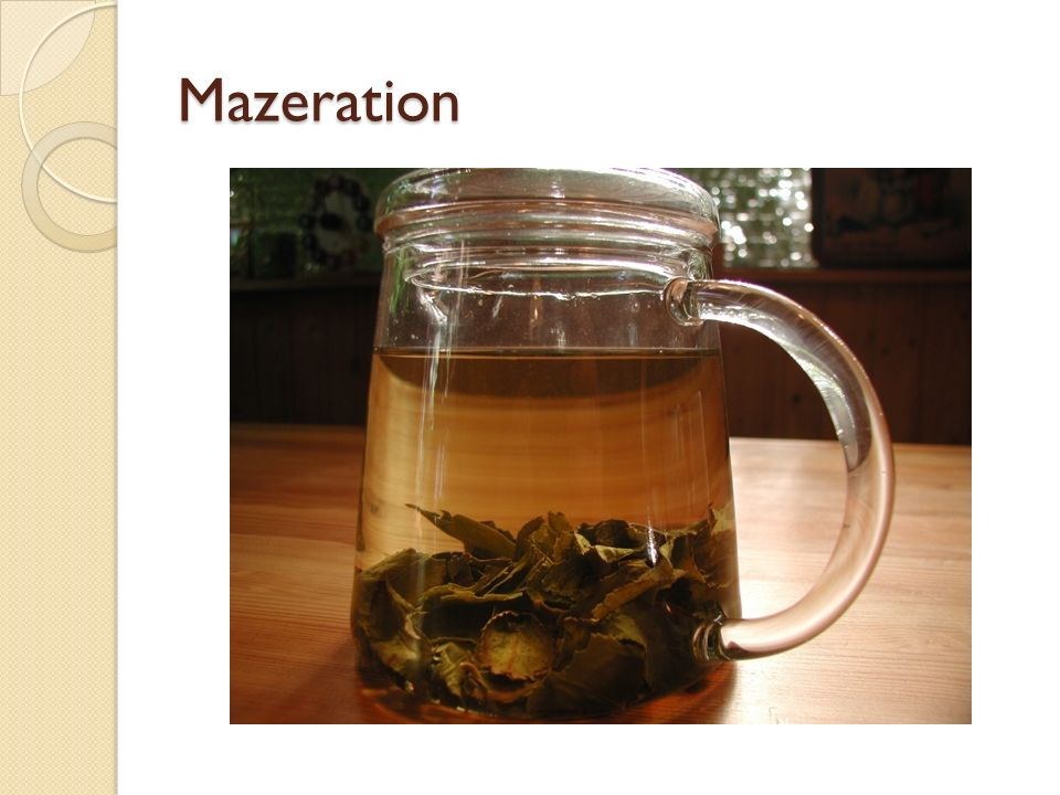 Mazeration