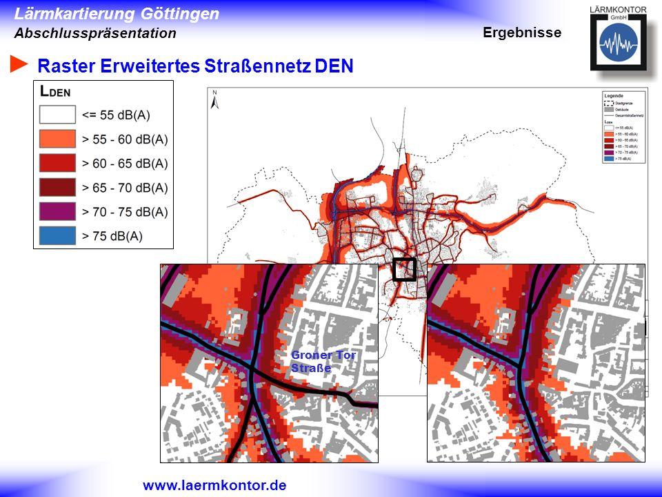 ► Raster Erweitertes Straßennetz DEN