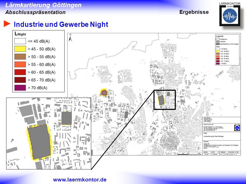 ► Industrie und Gewerbe Night