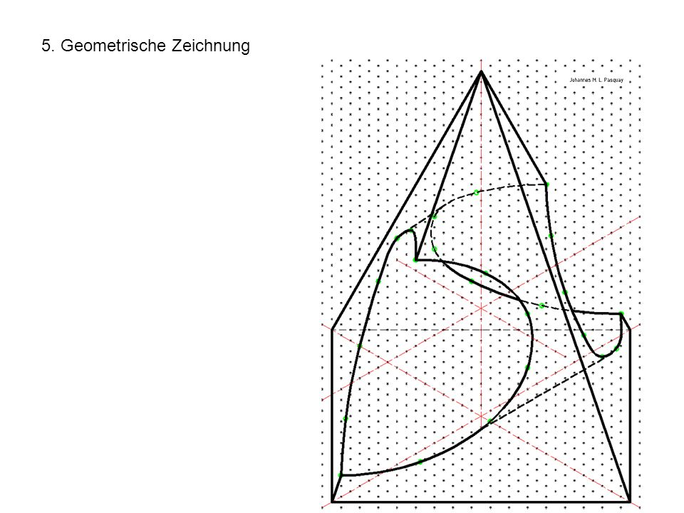 5. Geometrische Zeichnung