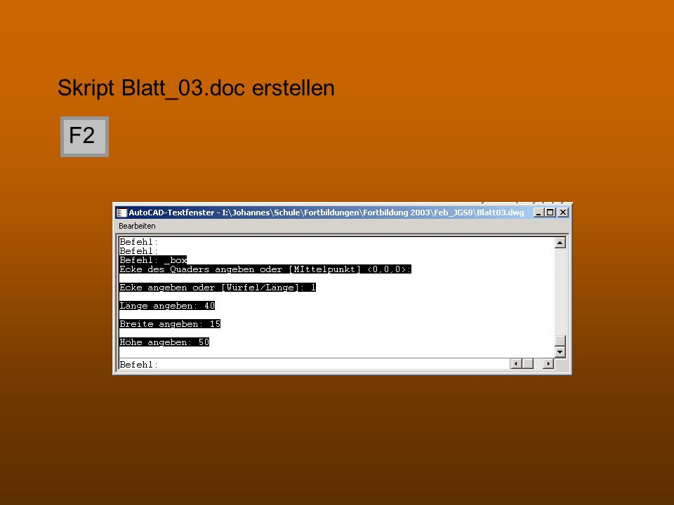 Skript Blatt_03.doc erstellen