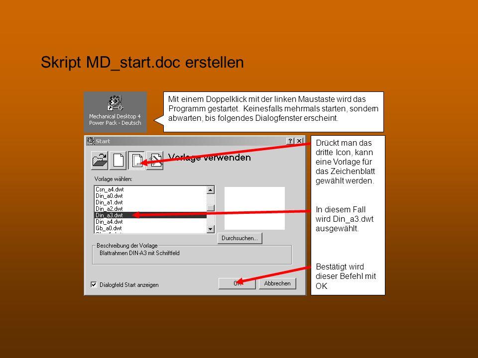 Skript MD_start.doc erstellen