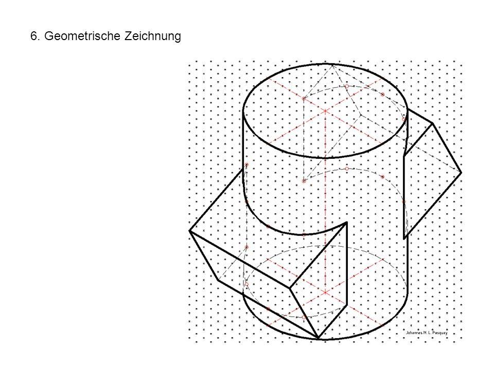 6. Geometrische Zeichnung
