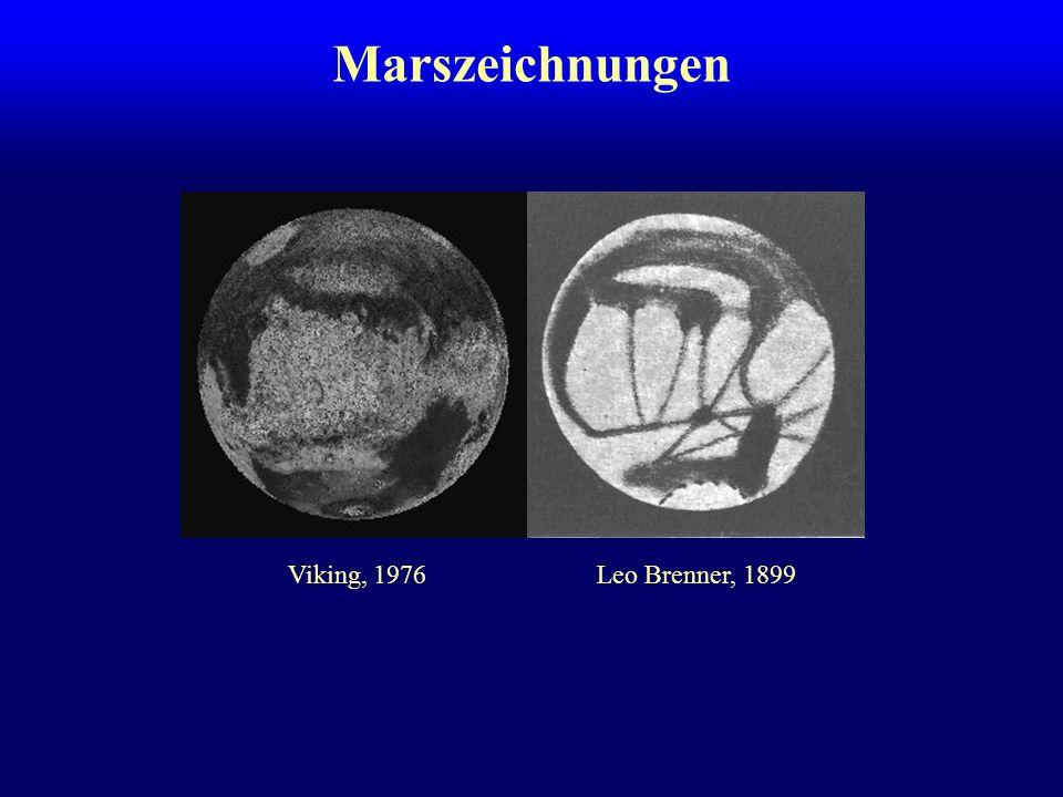 Marszeichnungen Leo Brenner, 1899 Viking, 1976