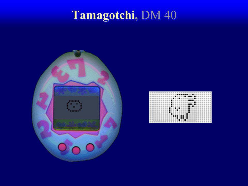 Tamagotchi, DM 40