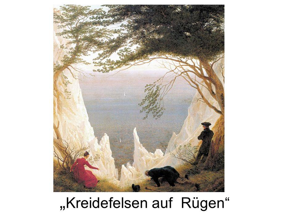 """Kreidefelsen auf Rügen"