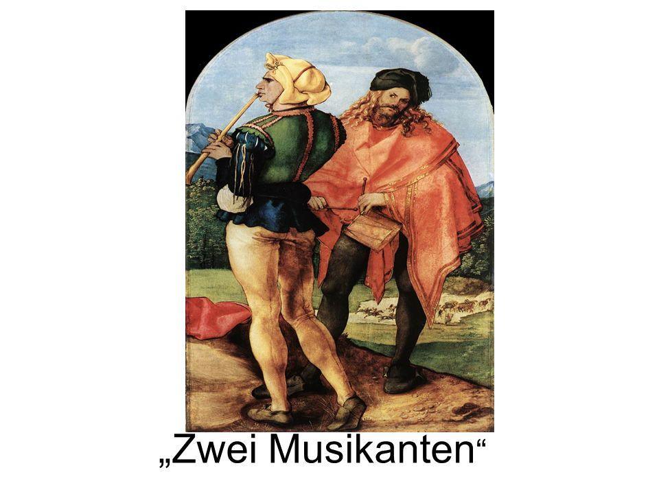 """""""Zwei Musikanten"""