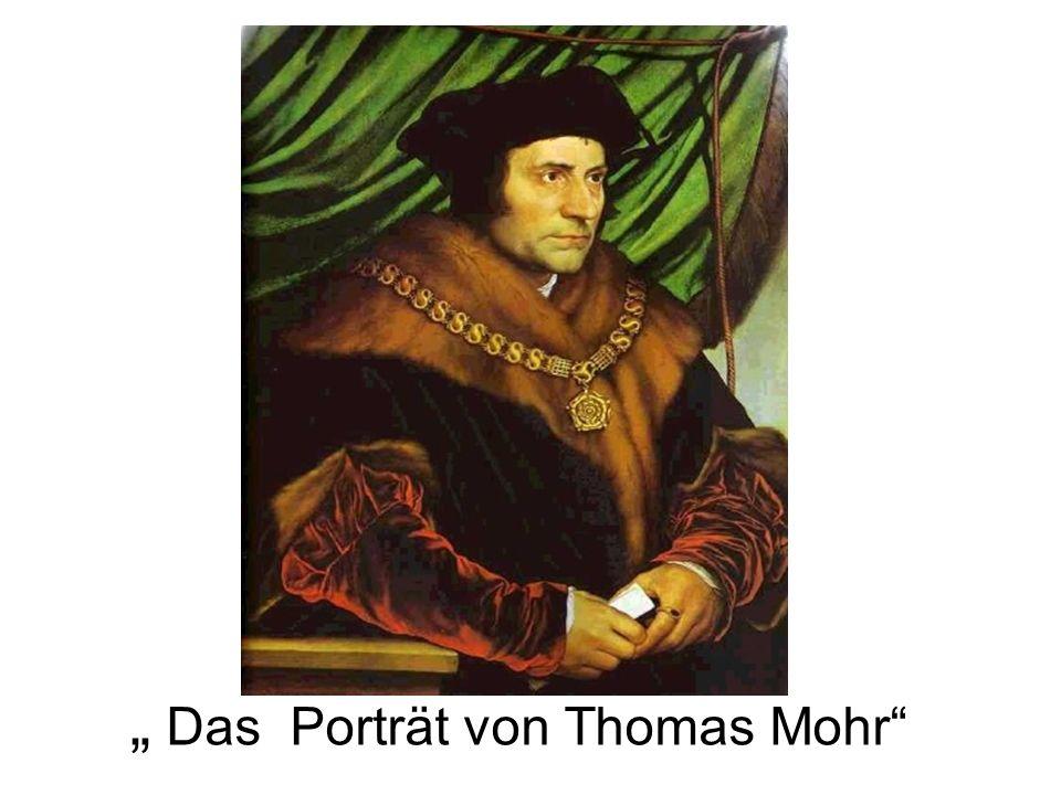 """"""" Das Porträt von Thomas Mohr"""