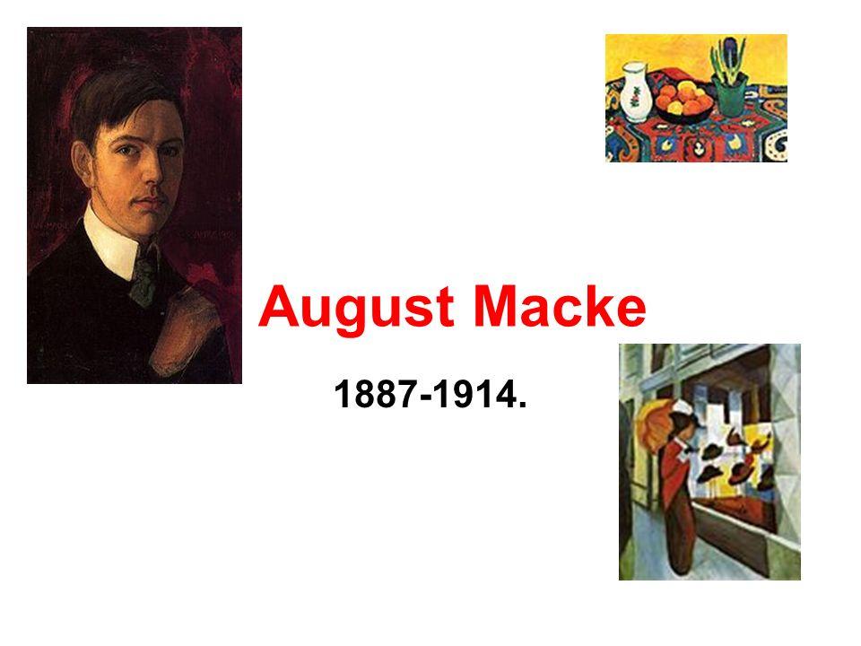 August Macke 1887-1914.