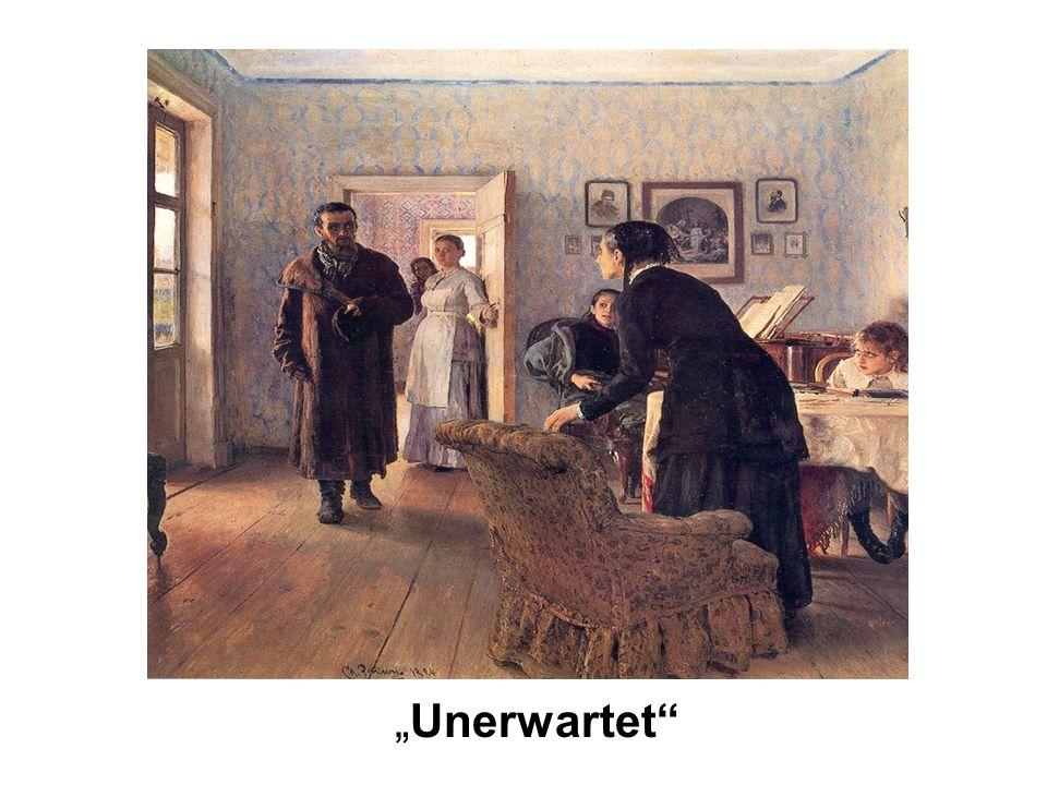 """""""Unerwartet"""