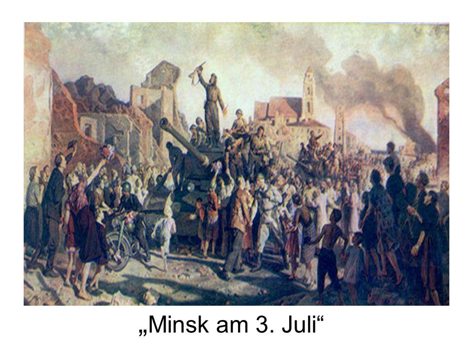 """""""Minsk am 3. Juli"""